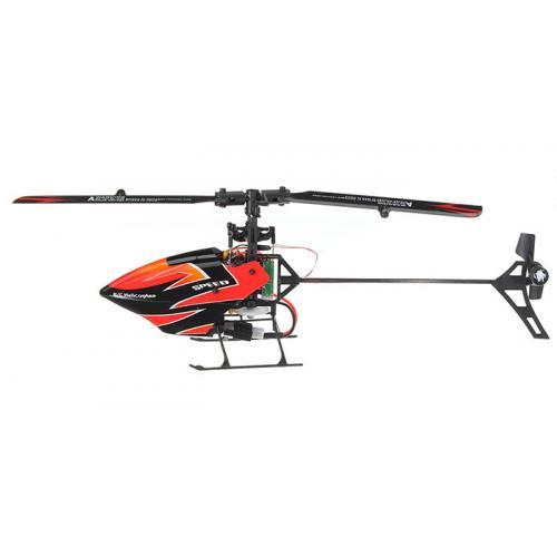 Радиоуправляемый вертолет WLToys Flybarless 2.4GHz RTF с гироскопом - V922 (6 каналов, 29 см)